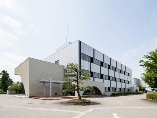 富山県健康増進センター外壁等改修工事