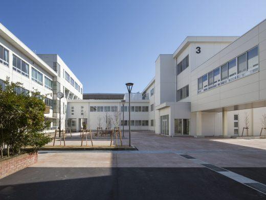 富山第一高等学校3号館建替工事外